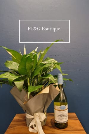 Madonna Lily and Chardy