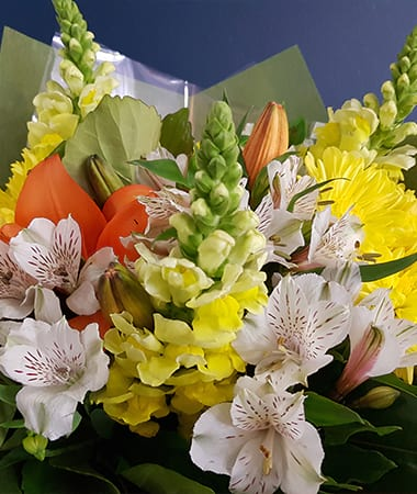 Florist Bouquet - Bright Bouquet