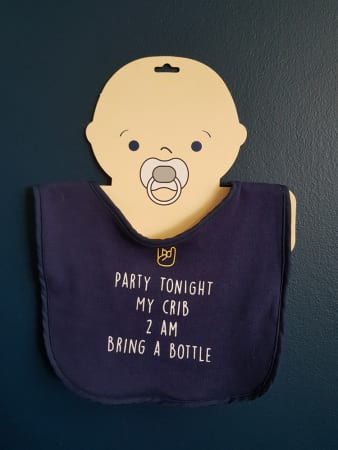 bib with party