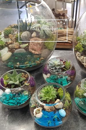 Very GC Terrariums