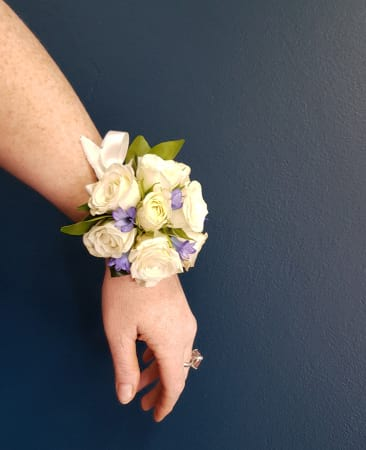 sweet moments corsage