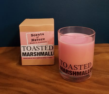 Toasted Marshmallow Candle